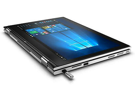 Powerful Dell Inspiron 7359 2 in 1 with stylus - i5 6th gen - 8GB - 500GB  SSHD - 13 3 FHD Touch pen