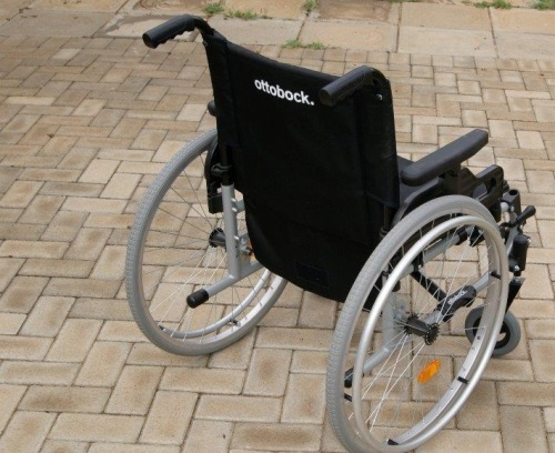 Wheelchairs - OTTOBOCK WHEELCHAIR-LIKE NEW was listed for R5,800 00
