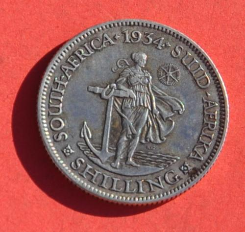 Shilling one shilling 1934 condition top investment for West mathi best item