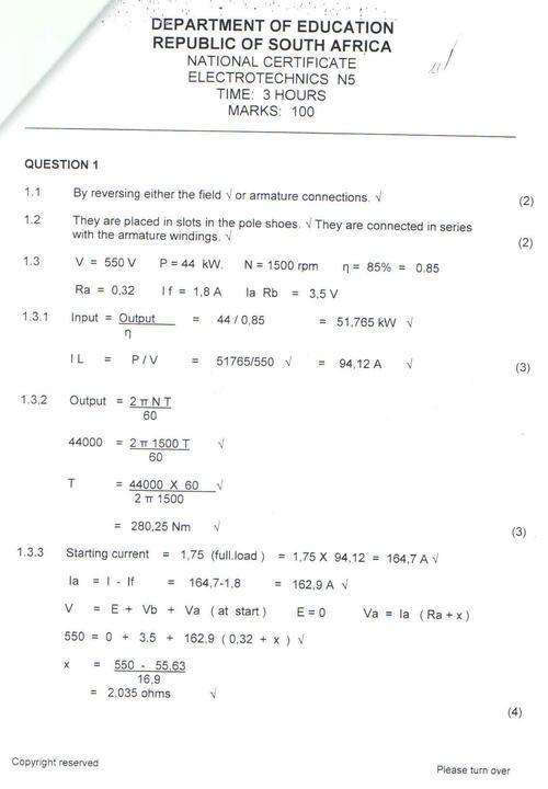 other textbooks educational electrotechnics n5 april 2009 rh bidorbuy co za