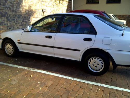 Low Down Payment Car Insurance >> Honda - 1996 Honda Ballade 150i Luxline was sold for R28,250.00 on 18 Jul at 13:16 by Tech HQ in ...