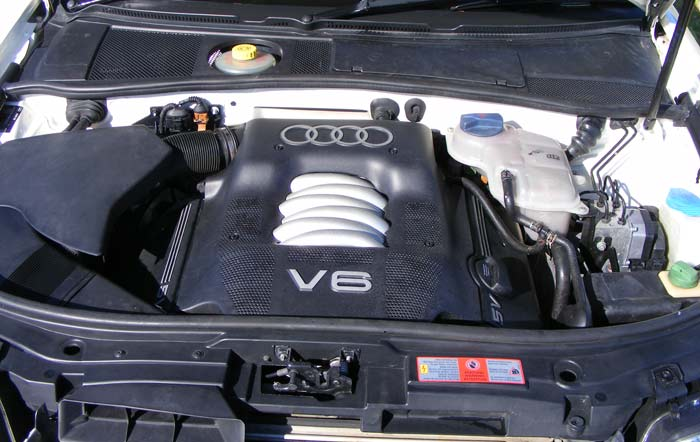 Audi 2000 Audi A6 2 4 V6 Tiptronic Great Affordable