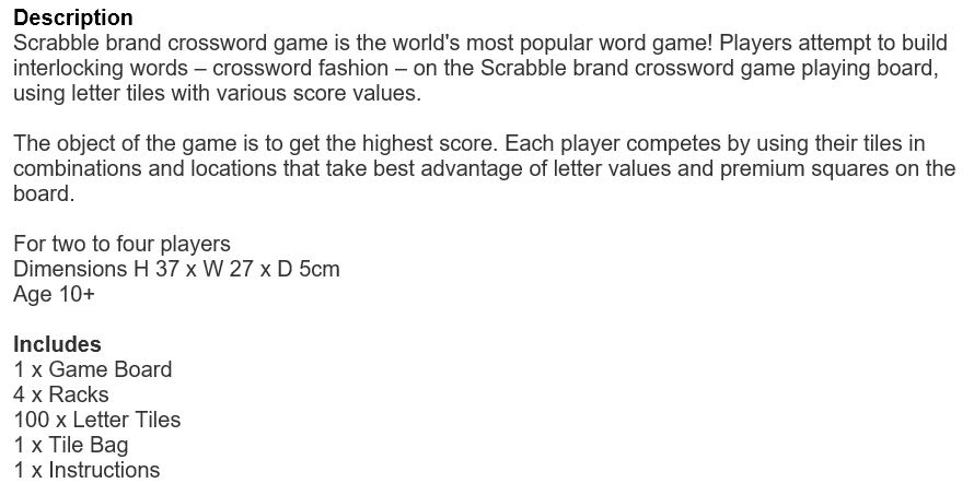 General Knowledge Trivia Scrabble The Worlds Most Popular Word