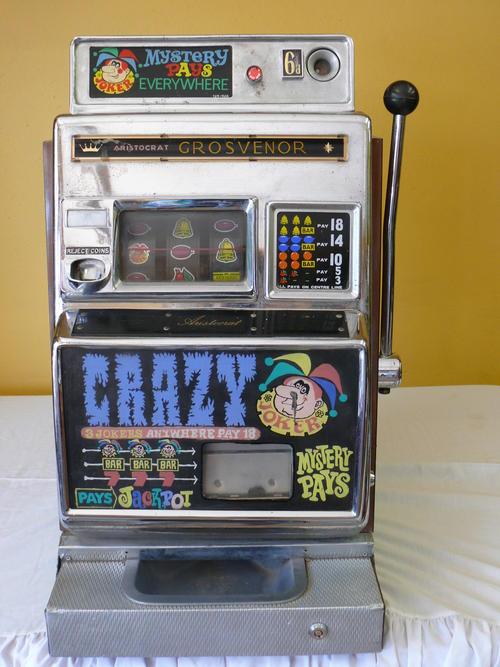 Slot noten casino 10mm