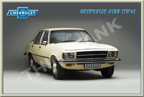 Chevrolet 4100 70 S Classic Metal Sign Bidorbuy Co Za