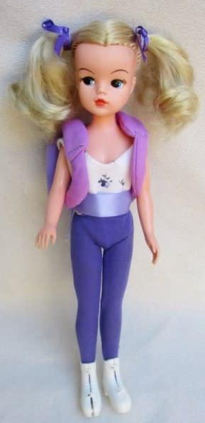 Sindy Soft Head 033055x Good Condition. Sindy Dolls