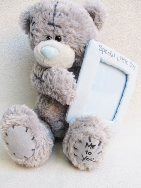 Bears - CUTE TATTY TEDDY (ME TO YOU) HOLDING A \'SPECIAL LITTLE BOY ...