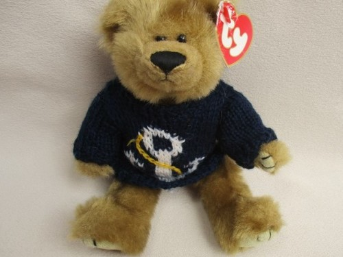 44e0ff2fec3 Bears - SALTY - THE FULLY JOINTED TY ATTIC TREASURES BEAR!! was ...