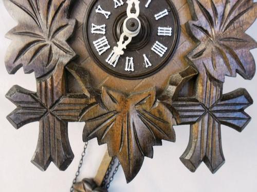 Cuckoo & Wall Clocks - HANDCRAFTED D HONES CUCKOO CLOCK