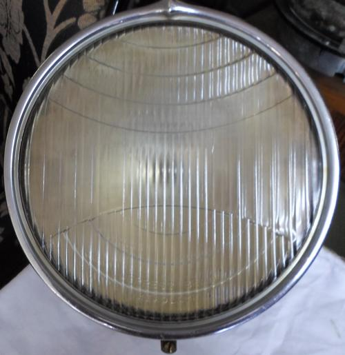 Road - VINTAGE HEAD LAMPS MADE BY C.M. HALL LAMP CO was listed for ...