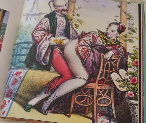 19th art century early erotic romantique picture 144
