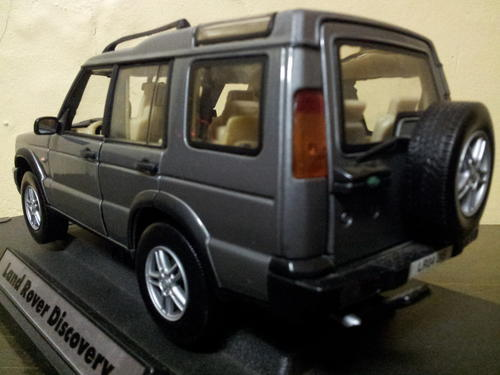 Models Motormax 1 18 2004 Land Rover Discovery Die Cast