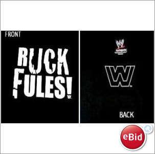 WWE OFFICIAL MERCHANDISE - JOHN CENA