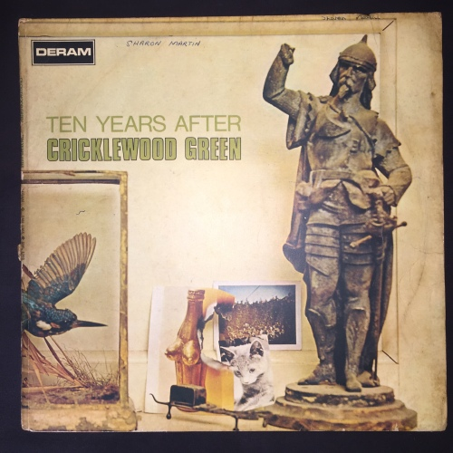 Classic Rock Ten Years After Cricklewood Green Lp