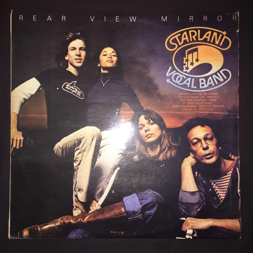 Starland Vocal Band On Tumblr: Rear View Mirror (LP