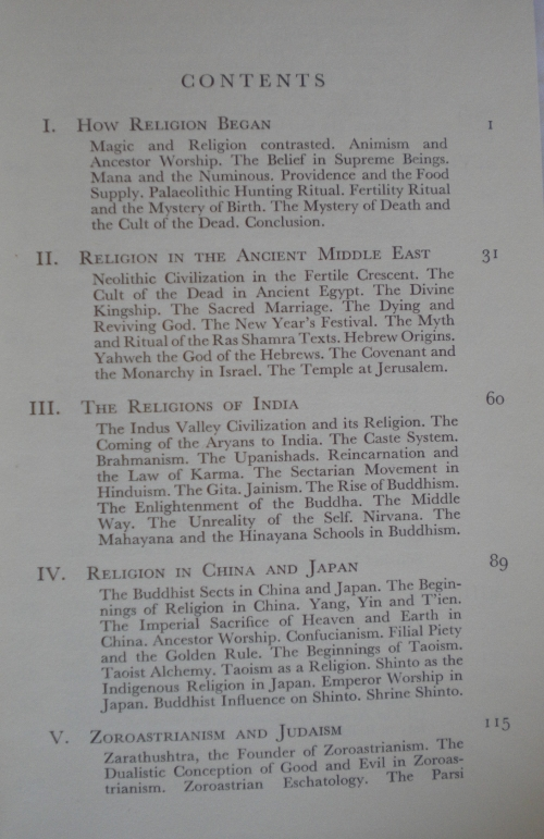 conclusion of jainism religion