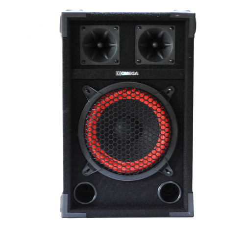 Speakers - OMEGA Speaker Box X-104 was listed for R510 00 on 19 Feb