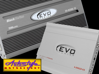 Amplifiers & Equalizers - Evo 2000w 4ch Revolution Serie