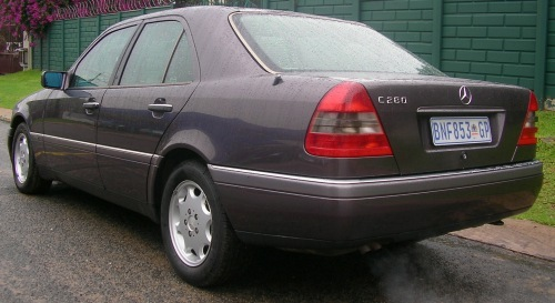 1996 mercedes benz c280 blue book