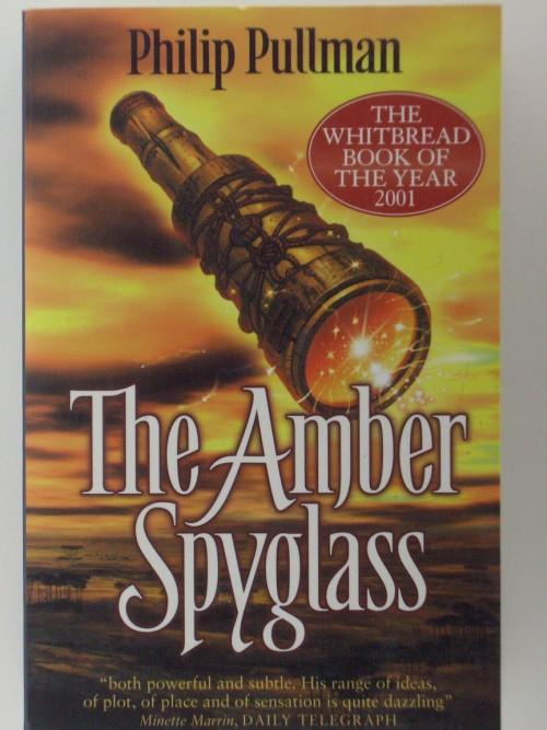 Ceremony Reading :: The Amber Spyglass