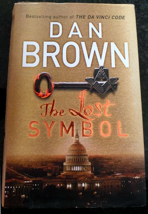 Historical Fiction The Lost Symbol By Dan Brown Hardcover 24cm