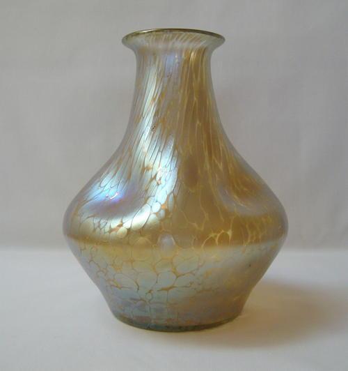 Vases Art Nouveau Loetz Candia Papillon Vase C1900 Was Listed