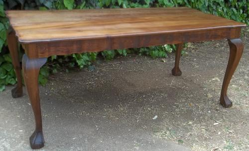 8 Seat Stinkwood Ball Claw Dining Room Table Believe To Be With It S Eagle Motive This Was Built Last