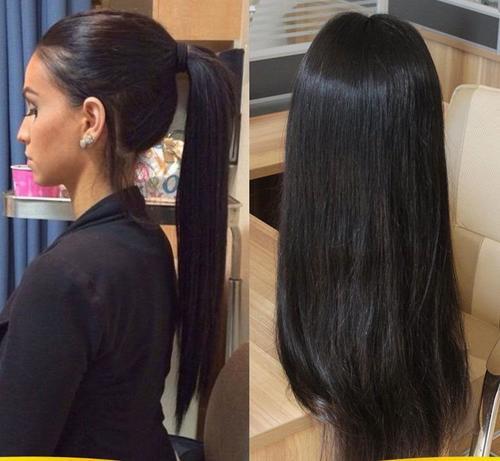 22inch Full Lace wig Virgin Brazilian Hair