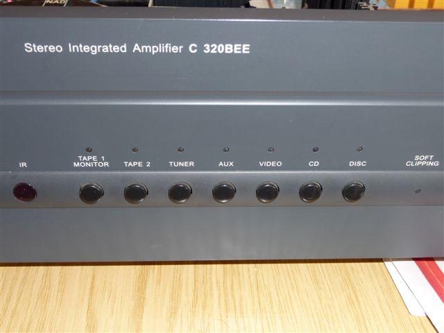 Amplifiers & Processors - NAD C320 BEE amplifier - excellent
