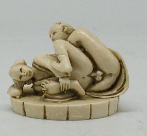 Erotic adult figurines