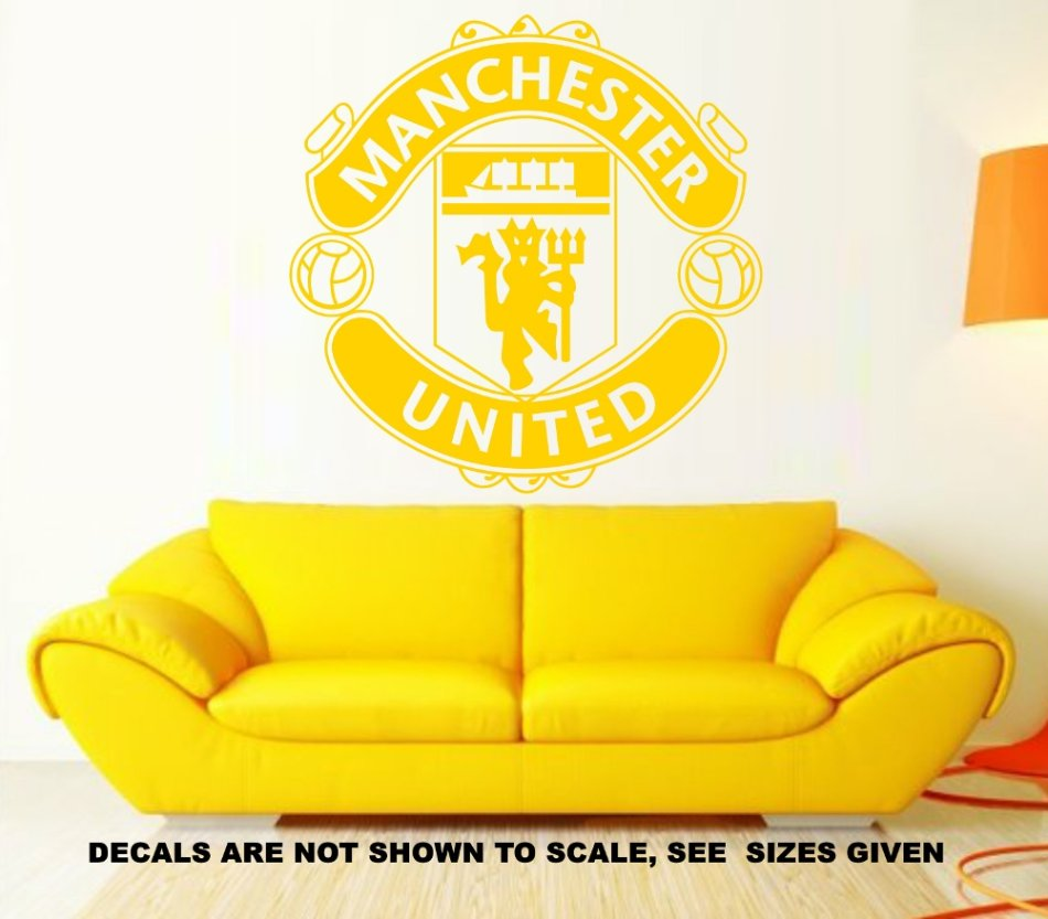 Fantastic Man Utd Wall Art Pattern - Art & Wall Decor - hecatalog.info