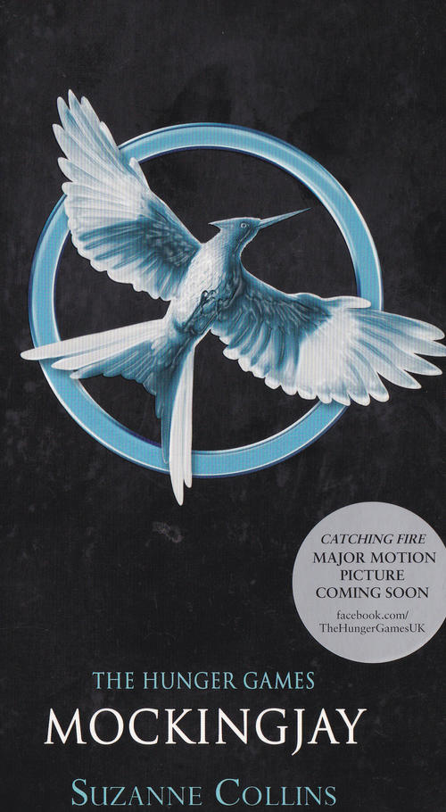 book report the hunger games catching fire The hunger games: catching fire movie reviews & metacritic score: the hunger  games:  as a reader of the book, i'm proud to say i really enjoyed this.