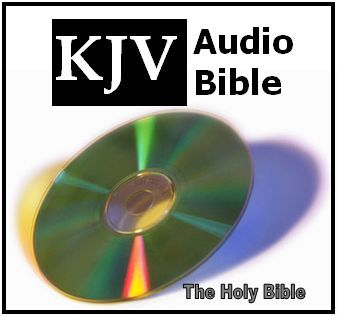 King James Version - Holy Bible MP3 audio book on 2 CDs + FREE BONUS 250  christian HYMNS