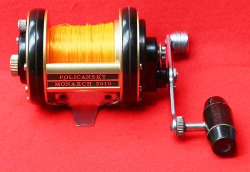 Reels Policansky Monarch 2006 Fishing Reel Was Sold For