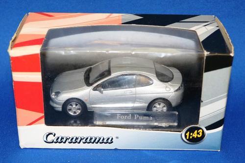 a8afc789a66 Cararama - Ford Puma - Car
