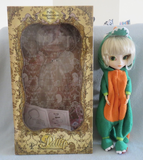Dolls - Pullip Paja made by Groove was listed for R1 932e63469