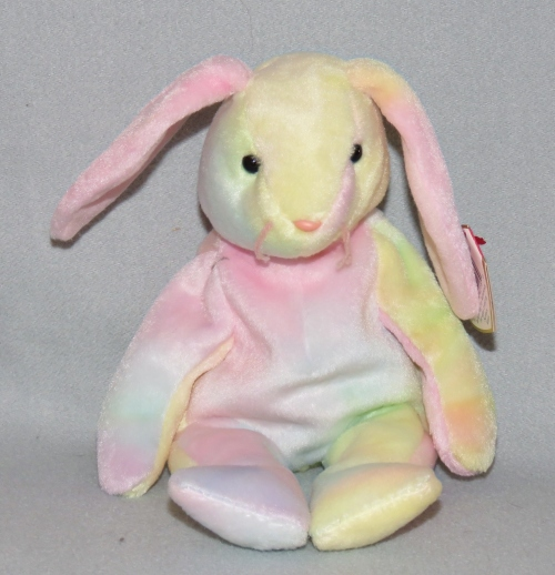 7f8c48bd698 Character Toys - Ty Beanie Baby Hippie the Bunny Rabbit was listed ...