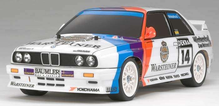 cars tamiya bmw m3 e30 clear unpainted body for 1 10 rc. Black Bedroom Furniture Sets. Home Design Ideas