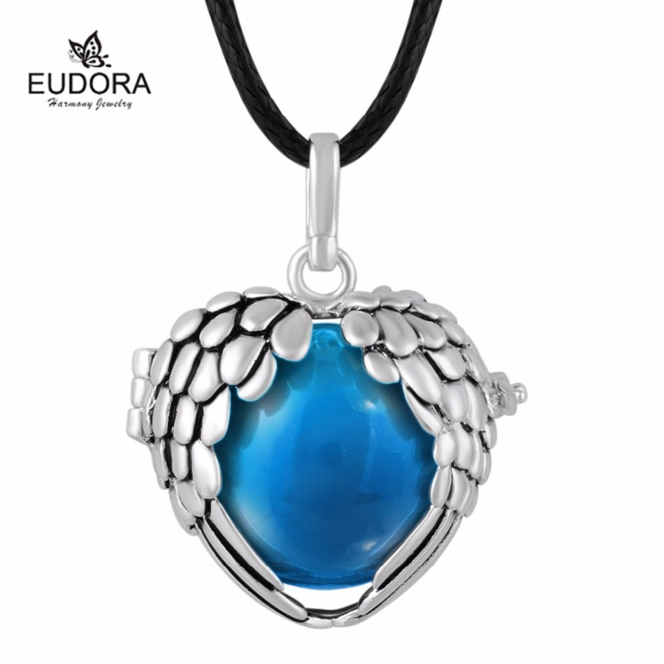 Pendants pregnancy harmony bola pendant necklace angel caller the harmony chime pendant gives you a sense of tranquility and inner peace as you listen to the soft beautiful soothing sound from the inner ball mozeypictures Choice Image