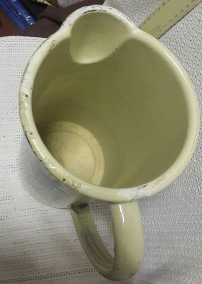 Enamelware - Big gorgeous wash jug! for sale in Jeffreys Bay (ID