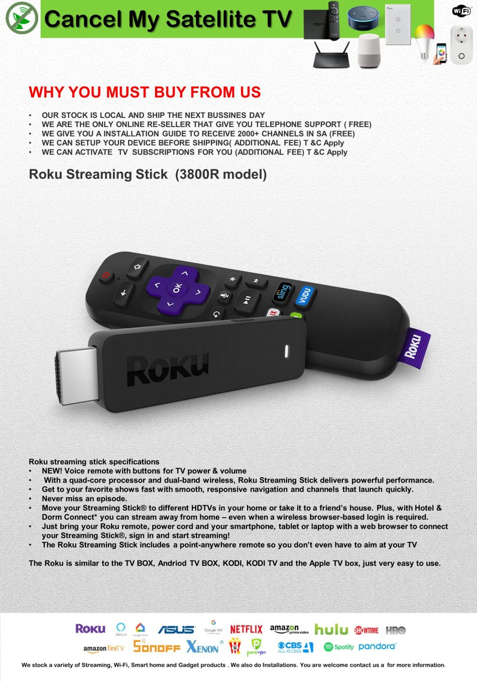 Roku Box: Digital Media Players & Streamers