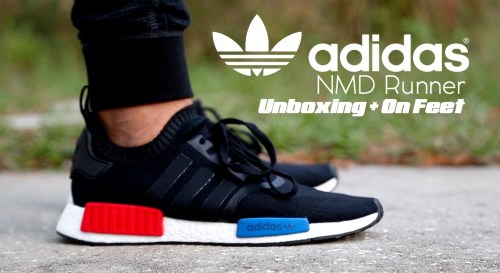 aaf7e93878c3 Sneakers - Adidas NMD Runner Primeknit was sold for R1