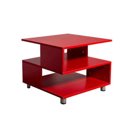 Stylish Coffee Table With Shelfs U2022 16mm Malemine Board U2022 Ideal For Your  Home With Lots Of Surface Space U2022 Excellent Solution To Your Living Room ...
