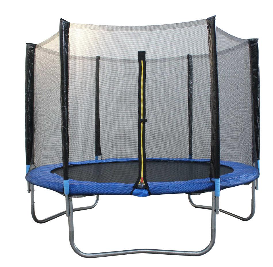 Trampoline W/ Safety Net Enclosure