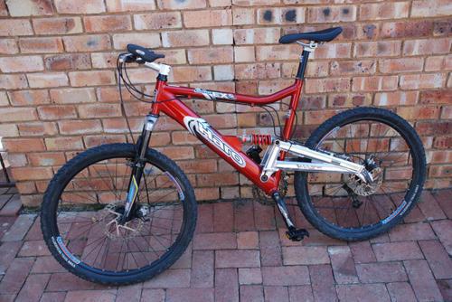 Dual Suspension Haro Mtb >> Full Suspension Haro 7005 Ex2 Was Sold For R3 200 00 On 24 Dec At