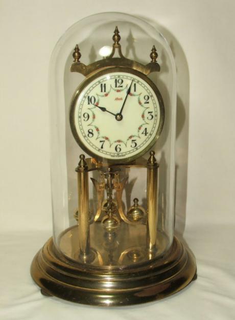 Mantel Clocks Vintage Kundo Keininger Obergfell West