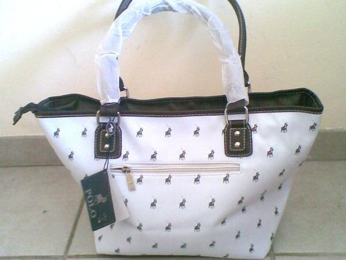 c09780a9fb Handbags & Bags - GR8 WEEKEND SPECIAL~~ORIGINAL POLO HANDBAG-WHITE~~ was  sold for R350.00 on 4 Aug at 22:46 by Jasmin007 in Durban (ID:108048448)