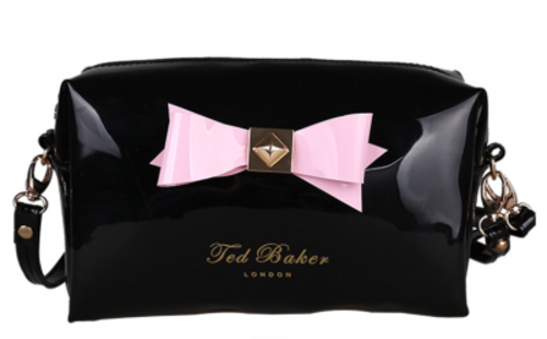 b9be5f687351cc Handbags   Bags - TED BAKER SLING BAG- BLACK was sold for R320.00 on ...