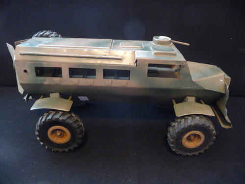 Other Collectable Toys Strike Toys South African Casspir 1970 1980 S Vintage