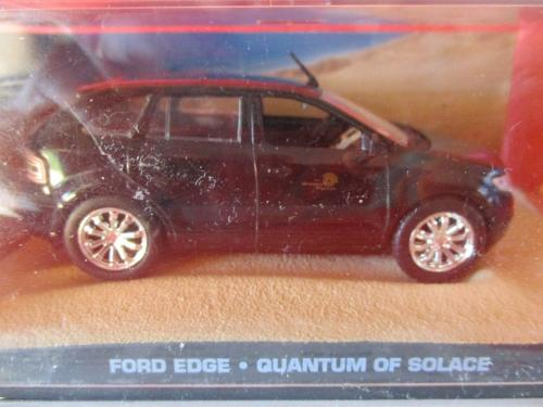 Ford Edge Quantum Of Solace James Bond Collection  Scale Cast